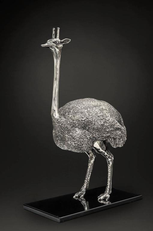 Medium Ostrich-Giraffe