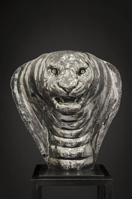 Tiger-Cobra Head
