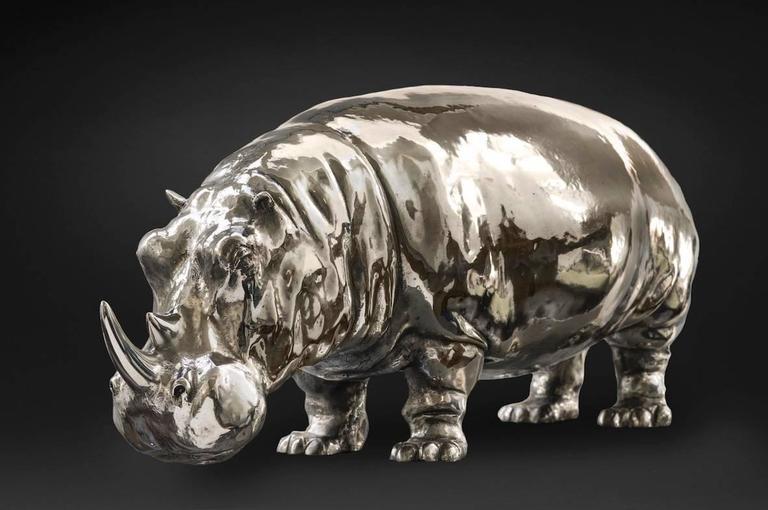 Hippopotamus-Rhino