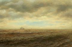 Sailing Ship on the Horizon