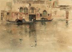 The Traghetto, Venice