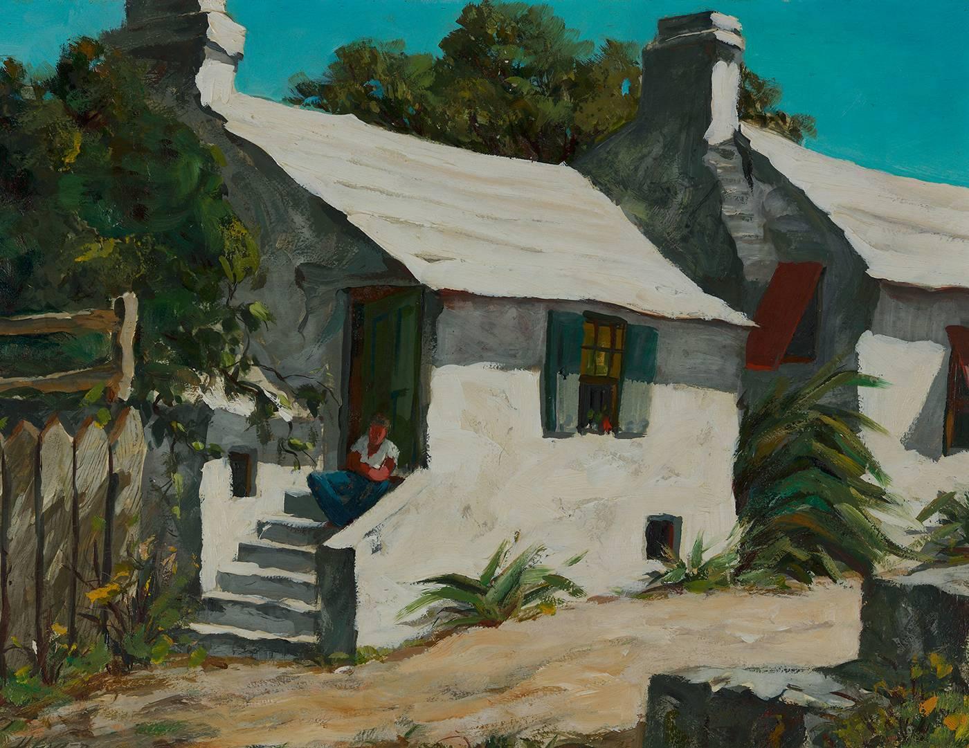 Houses by the Lane, Bermuda