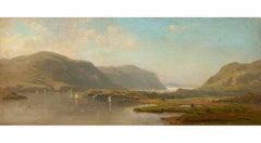 Hudson River Above West Point