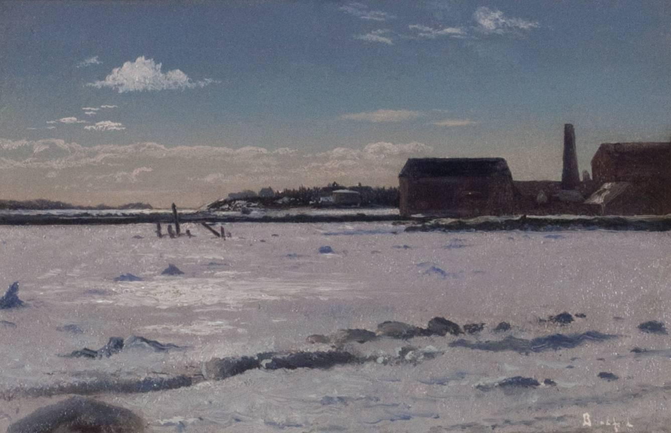 Fairhaven Harbor (Old Tack Works Wharf)