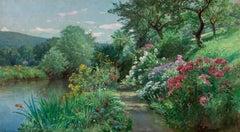 Fidelia Bridges's Garden