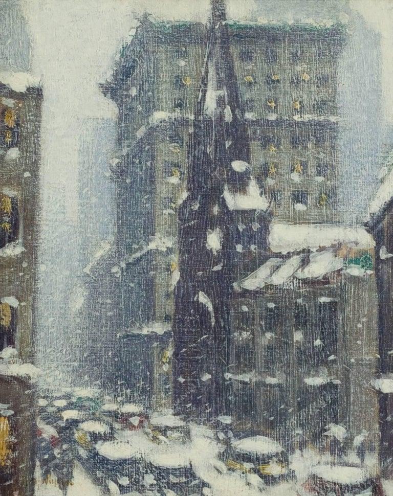 Fifth Avenue Storm