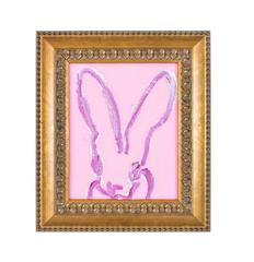 Pink diamond dust bunny