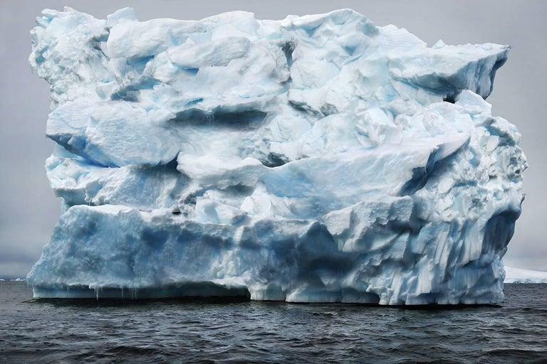 Antartica Iceberg - Photograph by Sangbin IM