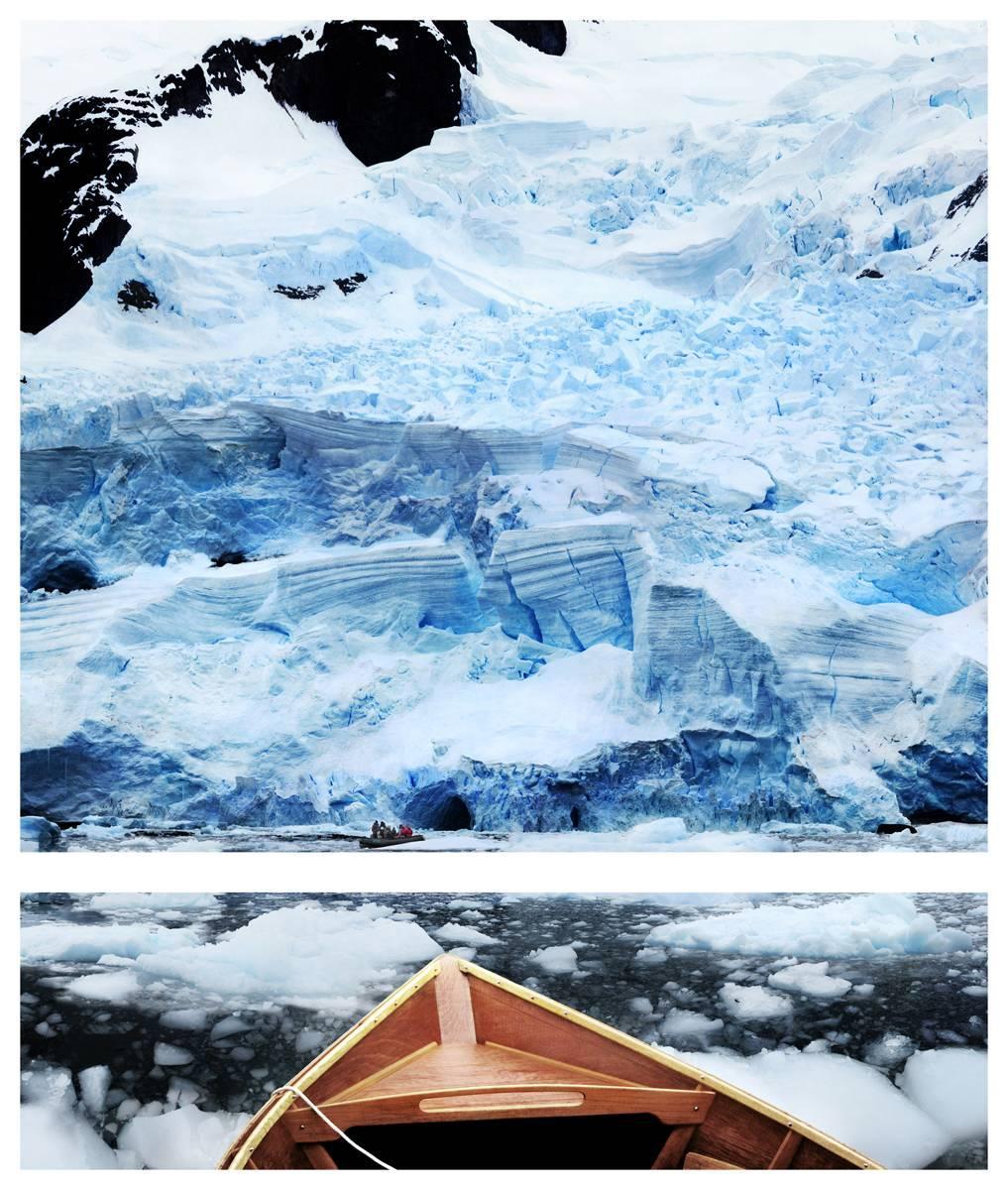 Antartica Boat