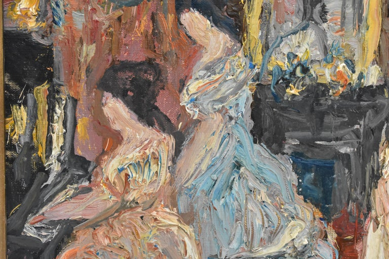 Yitzhak Frenkel (Hebrew: יצחק פרנקל; 1899–1981), also known as Alexandre Frenel, was an Israeli painter.   Yitzhak Frenkel was born in 1899 in Odessa, Russian Empire. He was a great-grandson of the famous Rabbi Levi Yitzchok of Berditchev. In 1917,