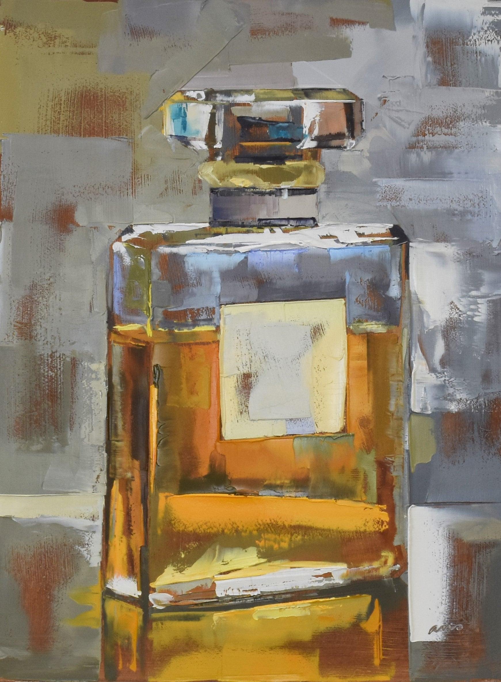 No º5  - Ans Debije Dutch Realist Impressionist