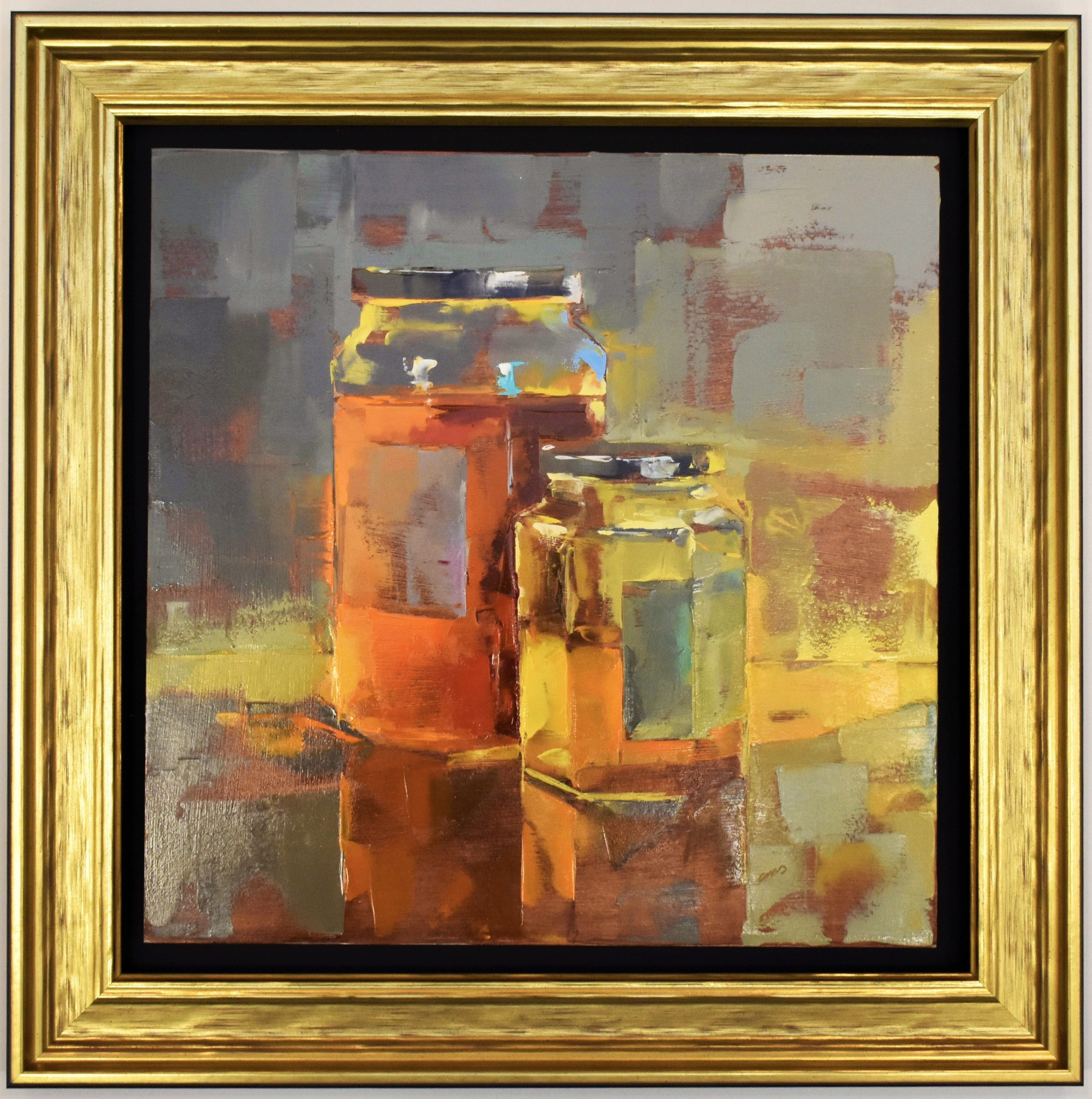 Ans Debije - Honey - Impressionism - Dutch - Modern