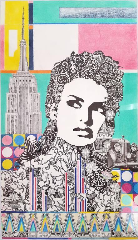 Manhattan (with Linda Evangelista)