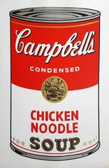 Andy Warhol - Campbell's Chicken Noodle Soup