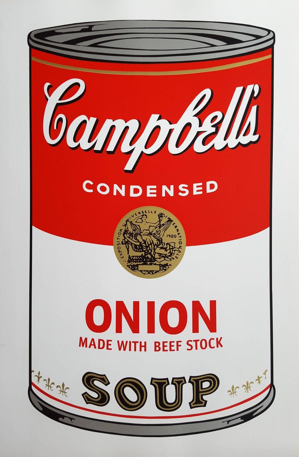 Unknown campbell 39 s onion soup at 1stdibs - Unknown uses for an onion ...