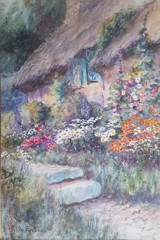 Leyton Forbes - Cottage Garden 1