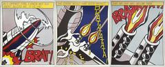 Roy Lichtenstein - As I Opened Fire