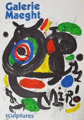 Joan Miró - Sculptures