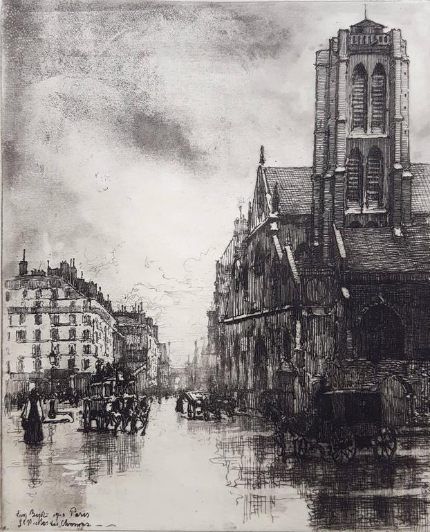 Paris, St. Nicholas