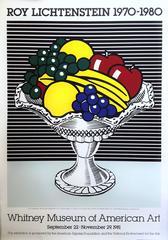 Roy Lichtenstein - Whitney Museum of American Art, New York