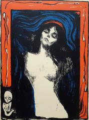 Madonna - Edvard Munch: the Graphic Work