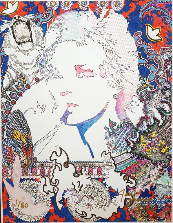 Butterfly Kate Moss