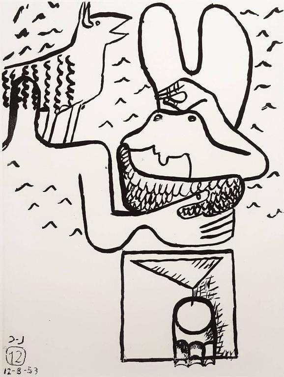 Le Corbusier - Unité, Planche 12 1