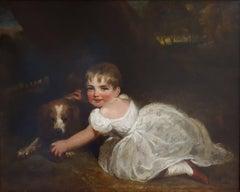 Miss Emma Lane, Attributed to J. Reynolds