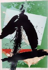 Robert Motherwell - Abstract Composition