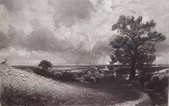 Copper Landscape Prints