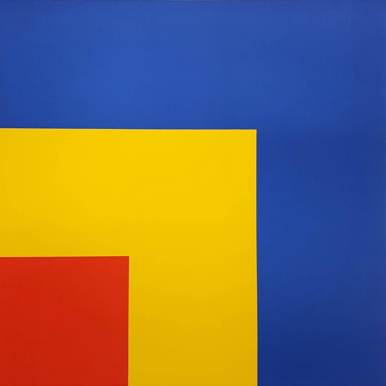 Ellsworth Kelly - Red, Yellow, Blue, Print For Sale at 1stdibs