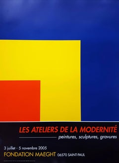 Red, Yellow, Blue (Les Ateliers de La Modernite)