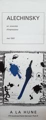 Alechinsky: Un Ensemble d'Impressions