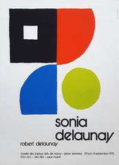 Musee des Beaux-Arts: Sonia Delaunay & Robert Delaunay