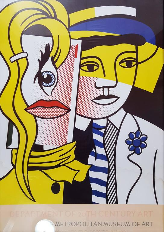 (after) Roy Lichtenstein - Roy Lichtenstein: The Metropolitan Museum of Art 1