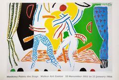 Hockney Paints the Stage: Walker Art Center