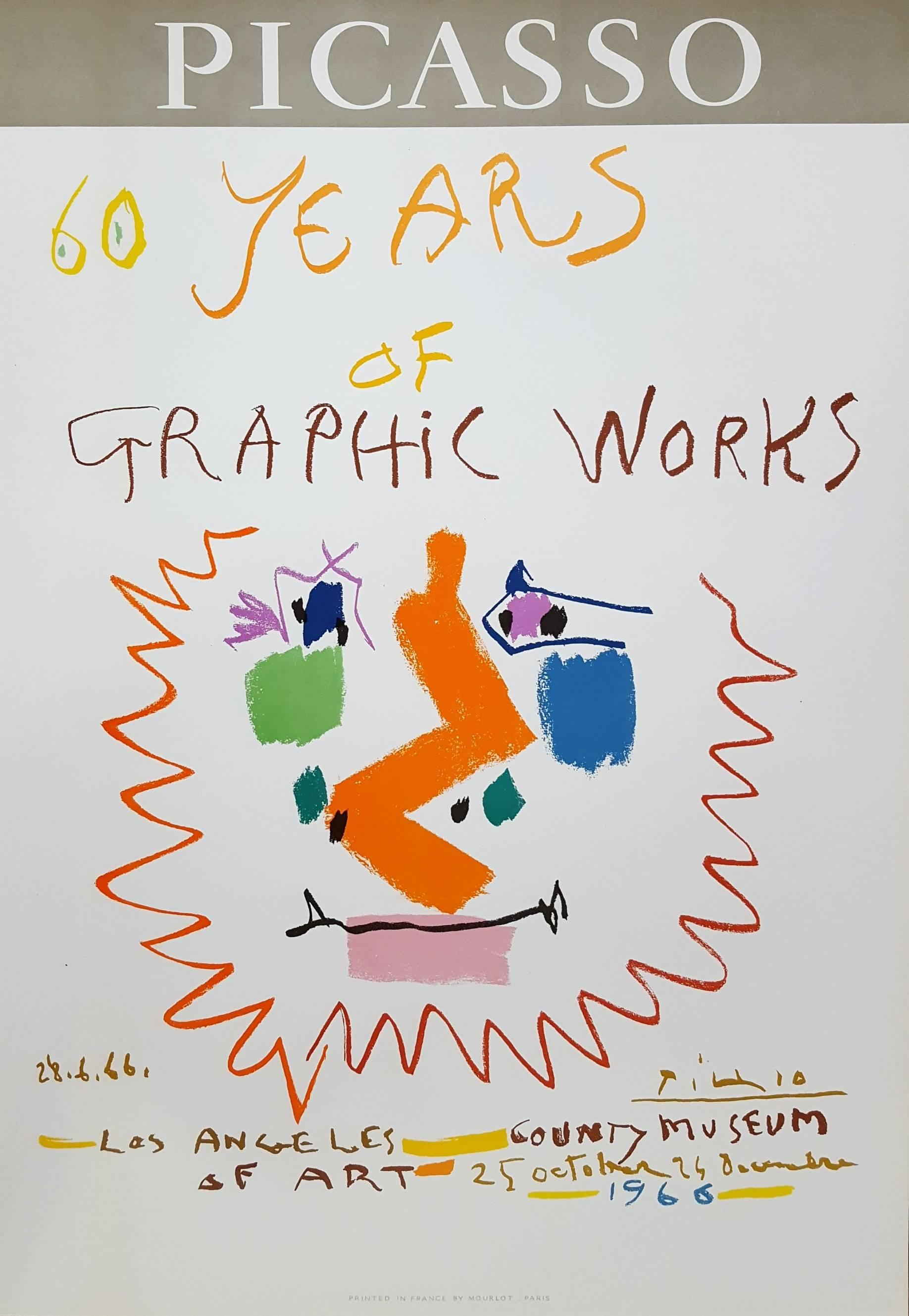 60 Years of Graphic Works: LACMA