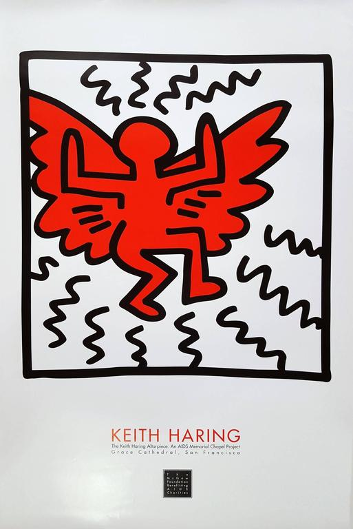 The Keith Haring Altarpiece: An AIDS Memorial Chapel Project