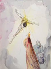 The Apparition of Christ (Heaven Canto 13) (A.F.195.13)