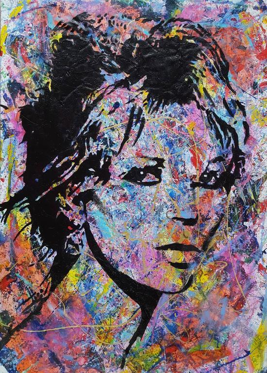 Jack Graves III - Kate Moss Icon II 1