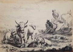 Herdsmen Resting