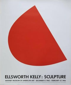 Ellsworth Kelly: Sculpture, Whitney Museum of American Art