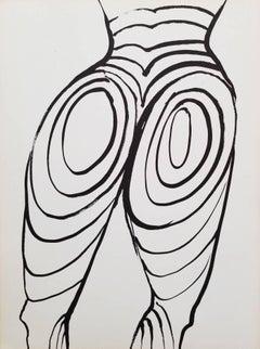 Alexander Calder - Derriere Le Miroir No. 173 (back cover)