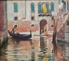 Gondolier (Venetian Boatman)