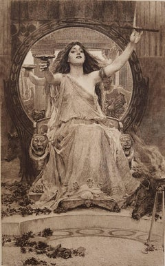 Circe (Offering the Cup to Ulysses)
