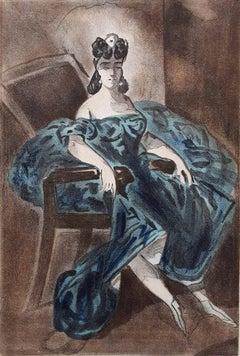 Femmes en Jolie Robes