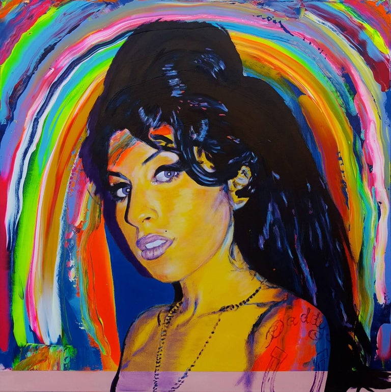 Amy Winehouse Icon