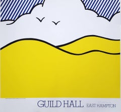 Guild Hall East Hampton Poster