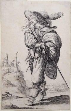 Un homme se dirigeant a droite monte un degre