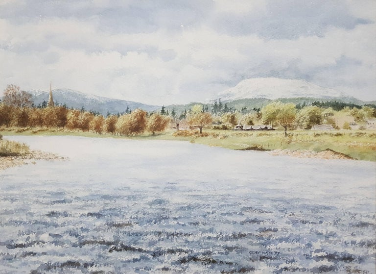 River Dee, Aberdeenshire